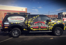 Full Wrap - Omega Tackle Truck