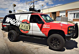 105.7 The Point SUV