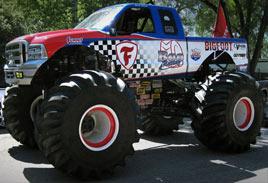 Bigfoot Monster Truck - Full Wrap
