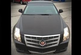 Cadillac CTS-V - Wrap & Stripes