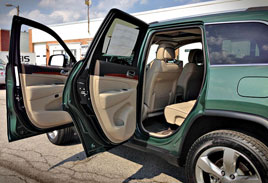 Jeep - Color Change Wrap & Door Jambs
