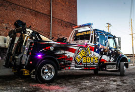 Tow Truck - Big Boy 2 - Fleet Vehicles